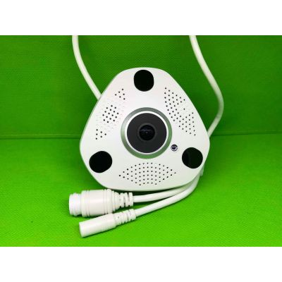 Camera ip wifi vr cam ISEA-P3601E 2.0